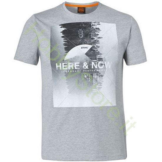T-Shirt HERE&NOW Stihl