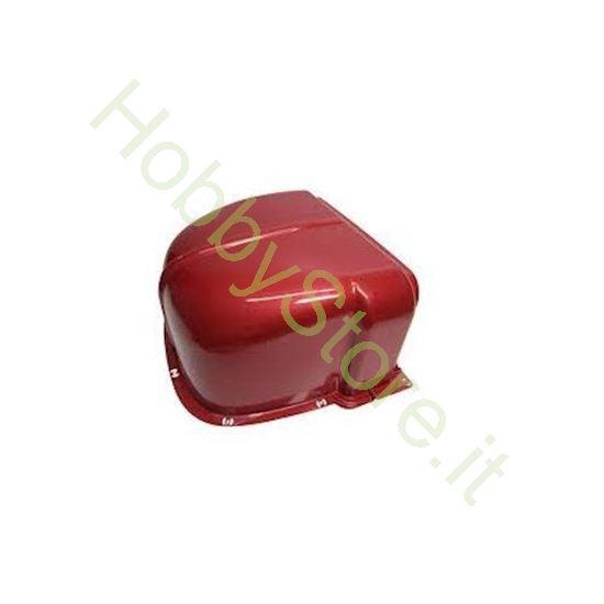 Casetta rossa per Ambrogio L 250 Zucchetti