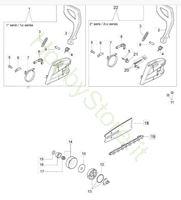 Frizione e freno per GS 410 C