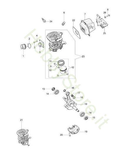 Motore per GS 440