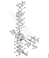 Carburatore C1M-S144  Bg 66 C-E D