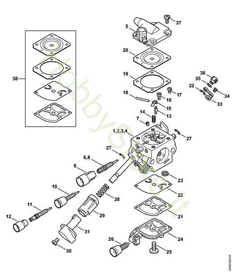 Carburatore BR 350