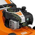 Rasaerba Stihl RM 448 VC a trazione motore a benzina a 4 tempi