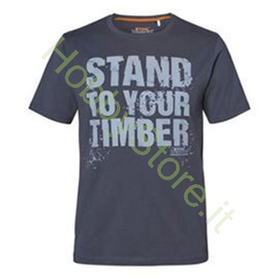 T-Shirt Stihl STAND TO YOUR TIMBER