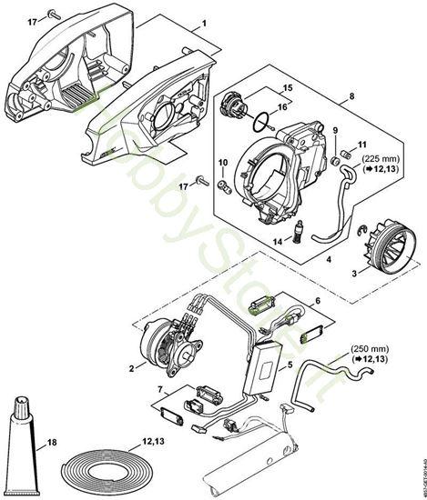 Carcassa motore, elettromotore e pompa olio HTA 65