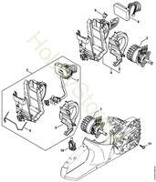 Elettromotore MSA 160 Stihl