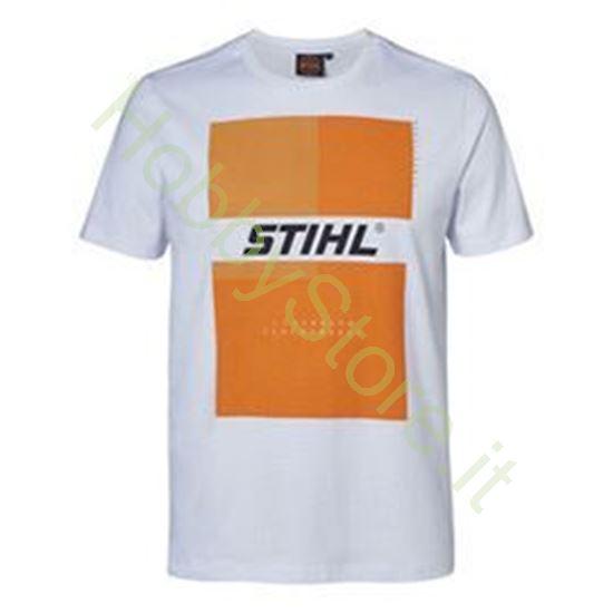 T-Shirt bianca STIH