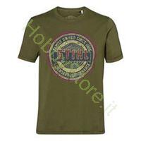 T-Shirt verde oliva Stihl