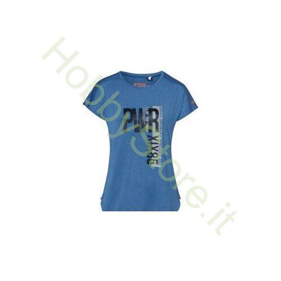T-Shirt function Stihl Donna