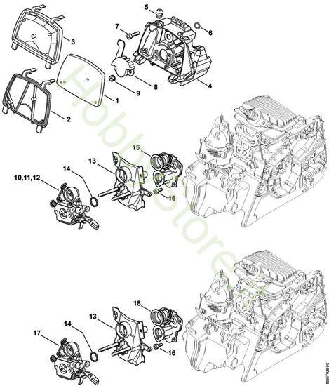 Filtro aria manicotto elastico Ms 171 Stihl