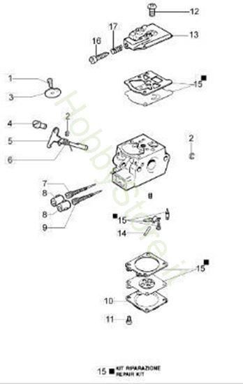 Carburatore per Sparta 440 S
