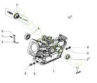 Basamento per motozappa MH 175 RK (K800 HT)