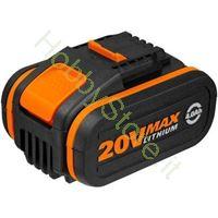 Batteria Worx 20 V agli Ioni di Litio