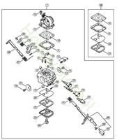 Carburatore  C1Q-S119 MS 211 Stihl