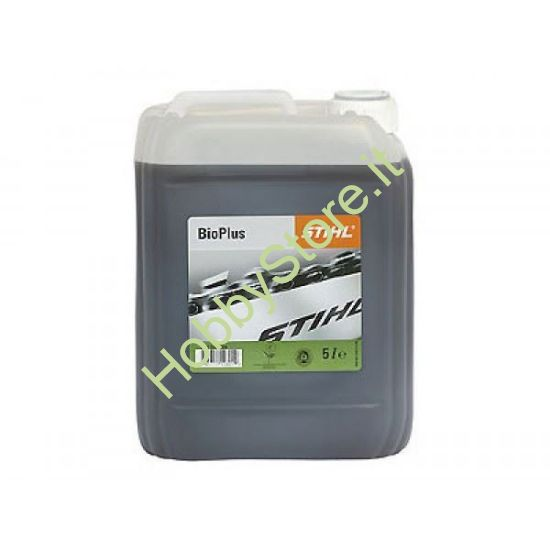 Olio catena BioPlus Stihl