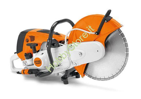 Mototroncatore Stihl TS 800 professionale