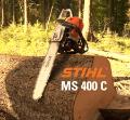 Motosega Stihl MS 400 C-M