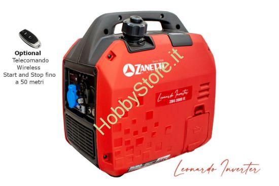 Generatore Leonardo Inverter ZBG 2000 iE