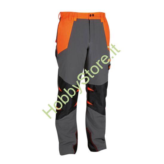Pantalone professionale con protezione antitaglio Air-light Oleomac