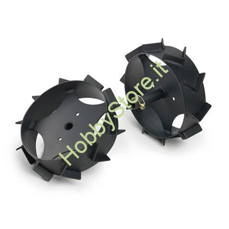 Set di ruote metalliche Stihl AMR 031