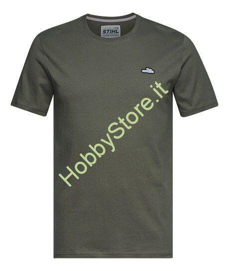 T-Shirt Icon Slub Stihl