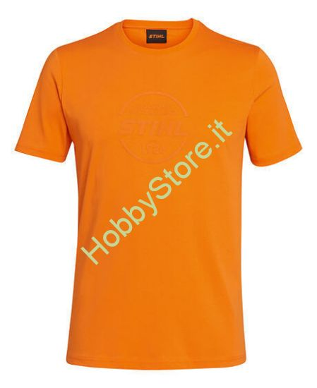 T-Shirt Logo Circle Stihl Unisex